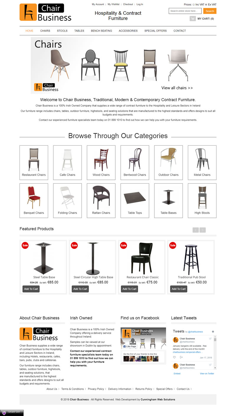 chairbusiness
