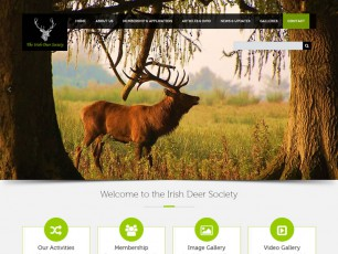 The Irish Deer Society