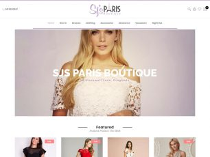 SJ's Paris Boutique